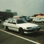 Family Album Treasures: Parkinglot Skyline and Levin
