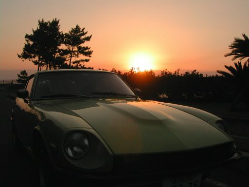 beautiful 240 sunset