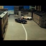 Car chases: Abunai Deka alternate ending