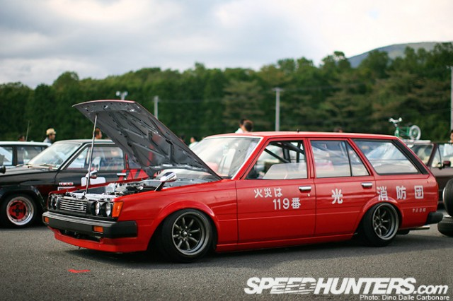 Carina Firevan at Fuji Speedway by Dino Dalle Carbonare/Speedhunters