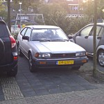 DOTS: 1983 Honda Accord DX