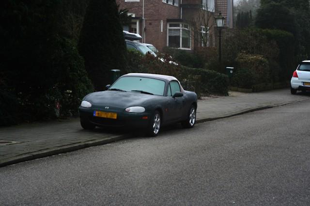 1999 Mazda MX5 NB