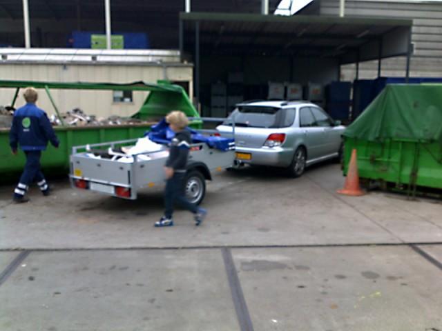 Subaru Impreza GD WRX wagon