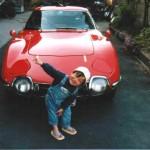 Family Album Treasures: Daddy's Toyota 2000GT