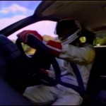 WTF: Is the Stig driving a Mitsubishi Cyborg?