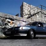 Car feature: Bulgarian Galant Sigma Hardtop CS Extra