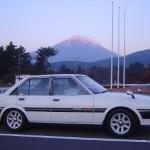 Carina Sightings: Early Carina GT twincam turbo
