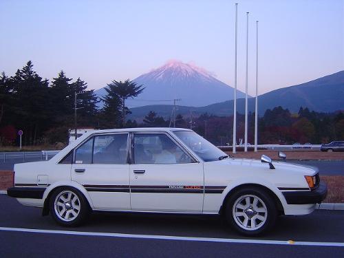 1982 carina gt ta63