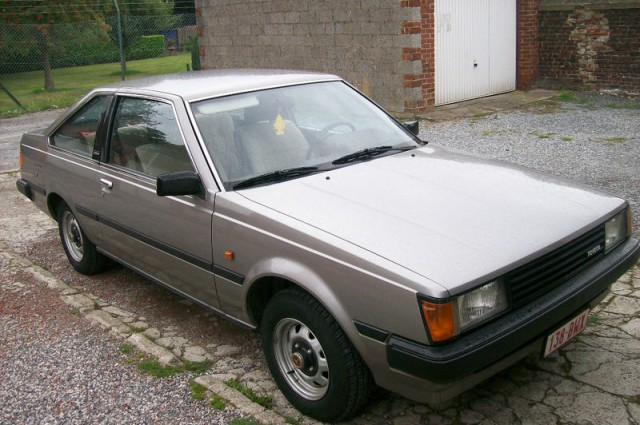 Carina 1.6 DX coupe on Ebay