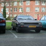 Down on the Street: first generation Honda Prelude