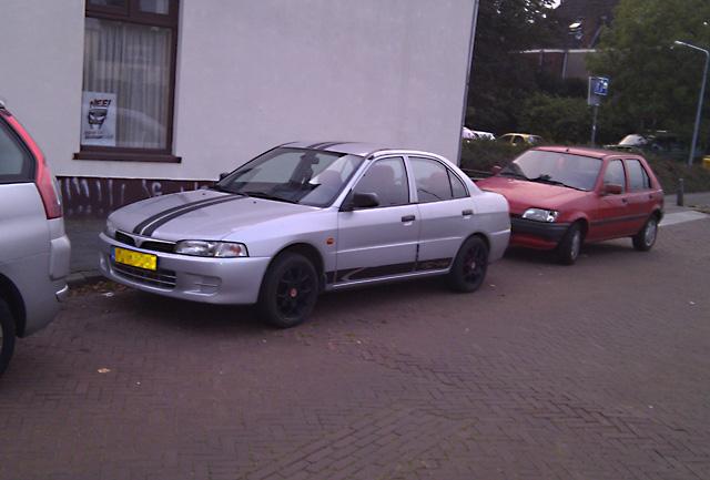 Real Mitsubishi Lancer Evolution!