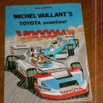 Old relics: Michel Vaillant's Toyota Adventure