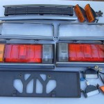 Auctions Yahoo: kouki Carina A60 tail lights
