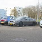 Down on the Street: Nissan Skyline GTS-t ER33