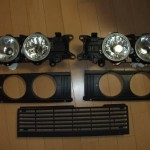Auctions Yahoo: Carina van round headlights
