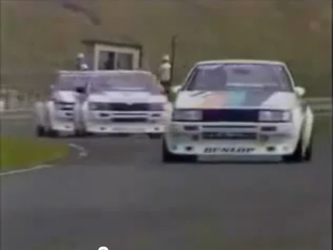 Corolla/Sprinter N2 cup 1985 round 3