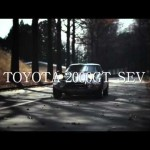 Toyota 2000GT ReBORN into a SEV