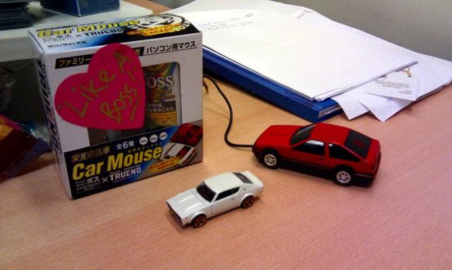 Toyota Sprinter Trueno AE86 mouse