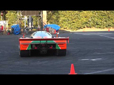 Mazda 787B stuck in first gear