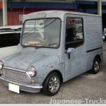 Brilliant: Mini nosejob on an Alto van!