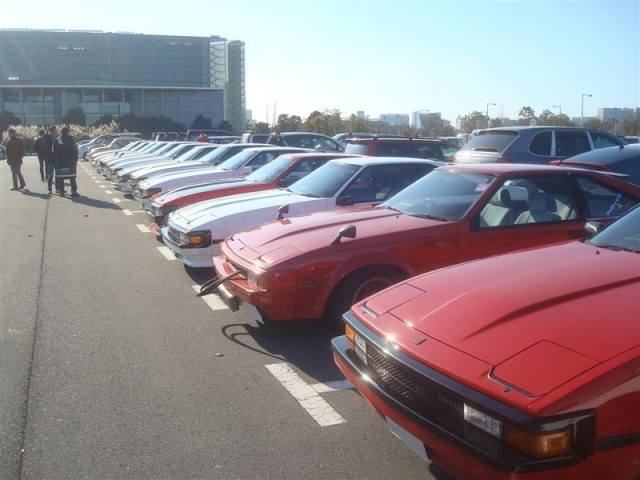 Count the Celica XX-es