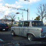 Down on the Street: hot Toyopet Corona RT20