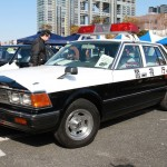 Car chases: Seibu Keisatsu Cedric 430 patrol car