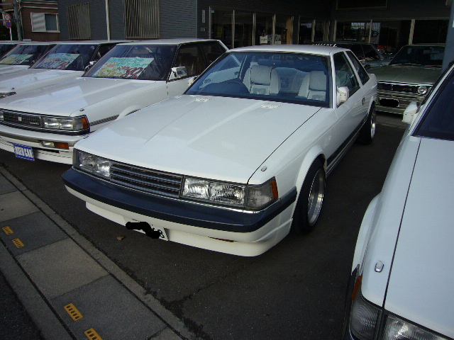 Soarer GZ10 with lace covers