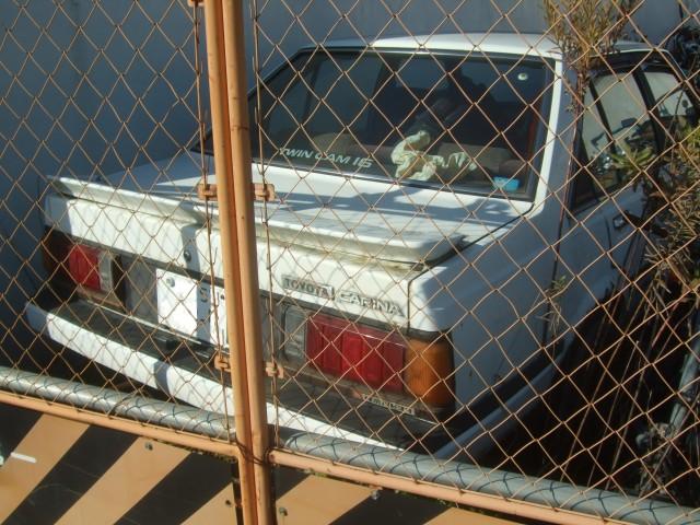 Carina GT-R AA63 rustoseum