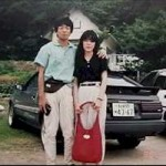 Family Album Treasures: me, my wife and my Trueno