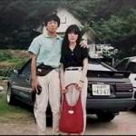 Family Album Treasures: me, my wife and my Trueno