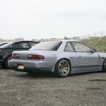 Japanse Autosport Festival: Traffic jams and parking lot