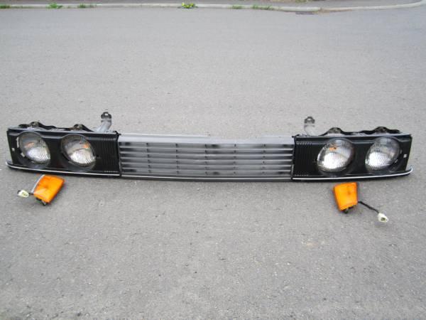 Carina KA67 headlights and Corona YT140 grille