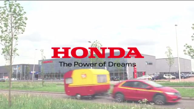 Bassie en Adriaan get a Honda Civic for free!