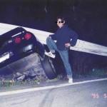 Wrecked: Nissan Skyline GTS-t HCR32
