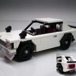 WTF: LEGO Nissan Skyline KPGC10!