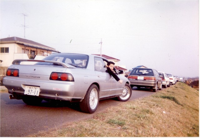 Family Album Treasure: Nissan Skyline HCR32