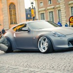 WTF: one deep dished Fairlady!