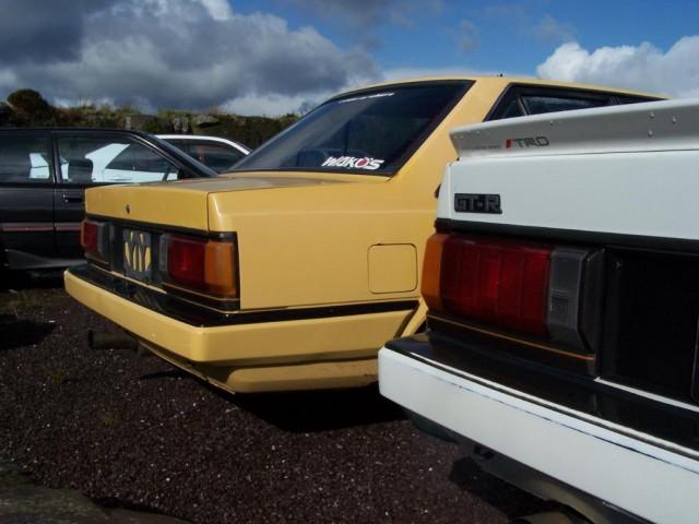 Two Carina AA63s!