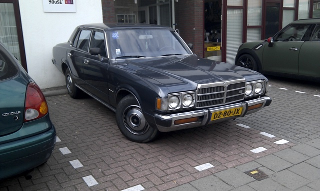 Toyota Crown Super Saloon Automatic MS85