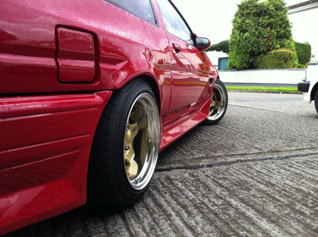 Rauh Welt Begriff Levin AE86 4AGTE for sale!