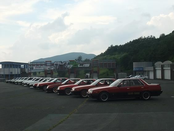 Count the Nissan Skyline DR30s!