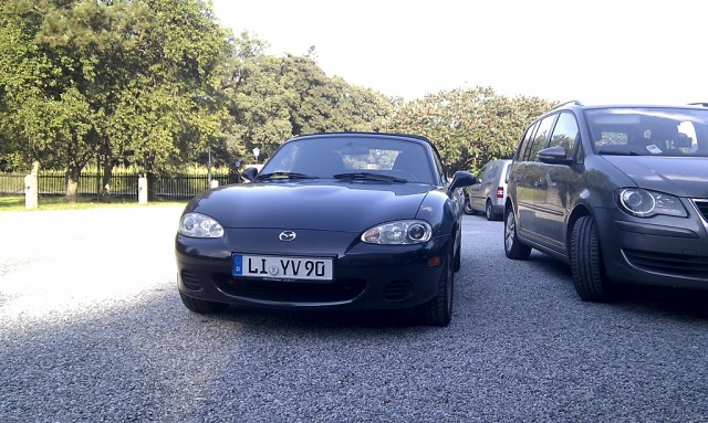 Bavarian Mazda MX5 NB