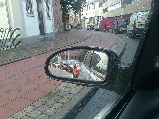 Down on the Street: Mitsubishi FTO