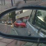 DOTS: little red Mitsubishi FTO