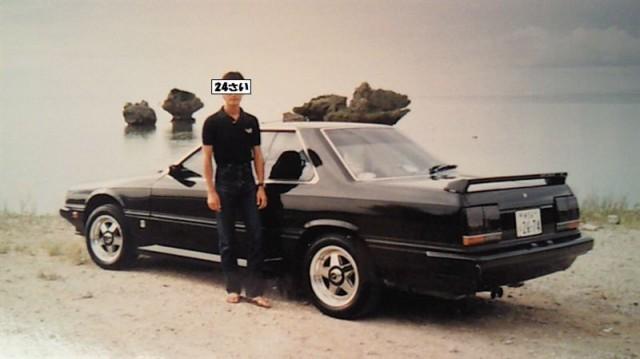 Okinawa Skyline DR30 black special