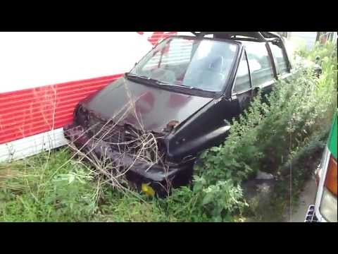 Honda City Turbo graveyard