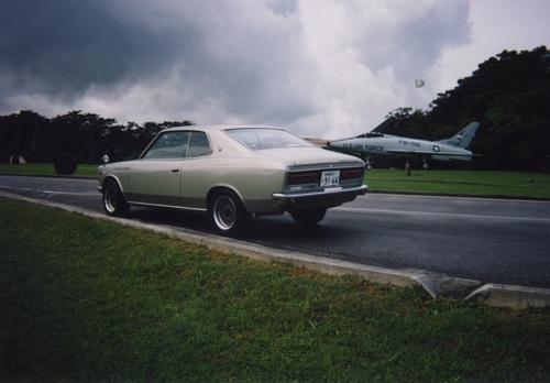 Pigletsbutt Laurel C30 hardtop coupe