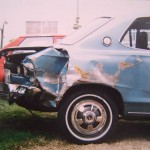 Wrecked: More compact Nissan Skyline hakosuka