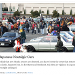 Are Japanese Nostalgic Car fans the 5th craziest fans?